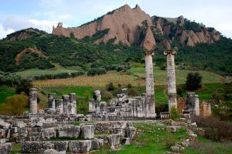 Thyatira-Ruins