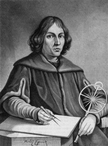 Portrait of Nicolaus Copernicus